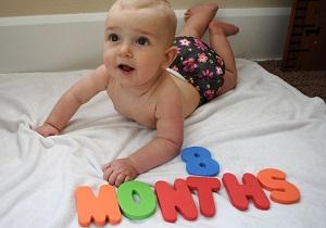 меню ребенка 8 месяцев на искусственном вскармливании