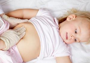 болит живот у ребенка 5 лет