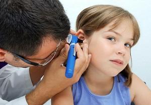 отит у детей симптомы и лечение