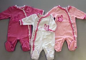 как определить размер одежды для новорожденного
