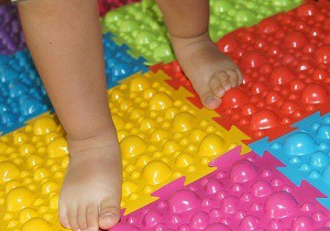 детский ортопедический коврик купить