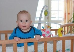 рост ребенка в 8 месяцев