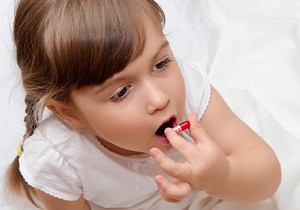 тонзиллит у ребенка фото