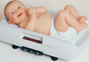 нормы прибавки веса у новорожденного по месяцам