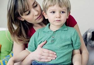 болит живот у ребенка 4 года