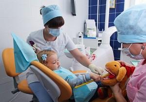 лечение пульпита молочного зуба