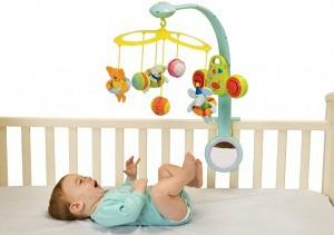 купить детскую кроватку для новорожденного