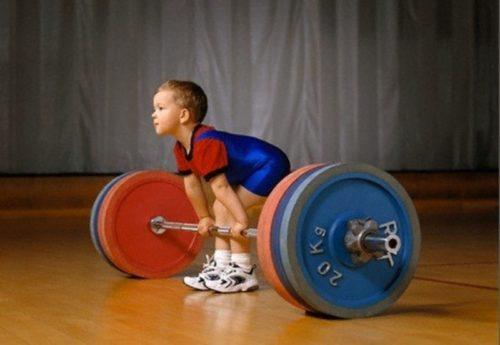 Спортивные секции для детей от 3 лет