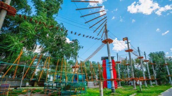 «На абордаж!» Веревочный парк.jpg