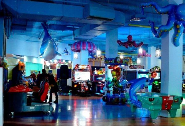 Детский развлекательный центр «Весёлый Роджер»