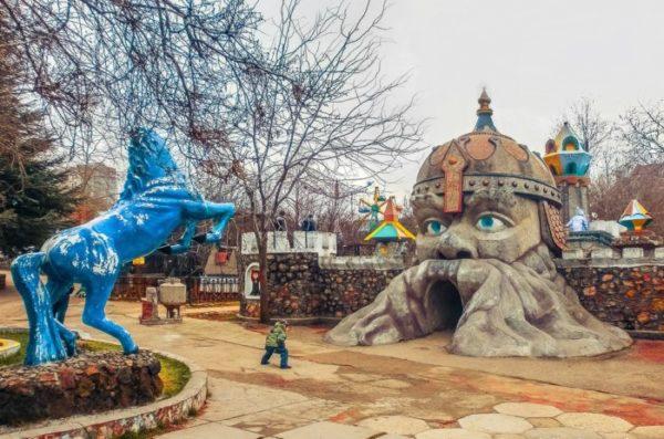 Экологический парк «Лукоморье»