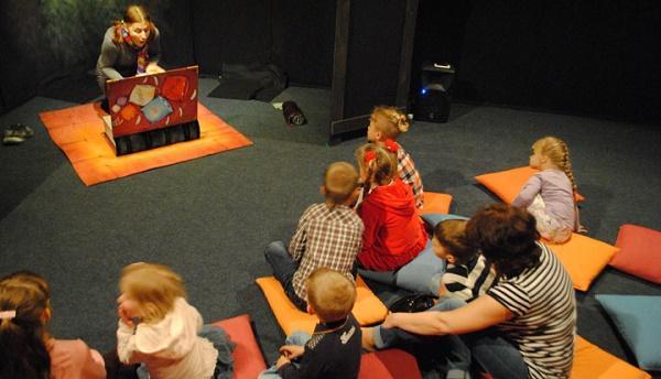 «Театр им. Кукол» в Культурно-информационном центре