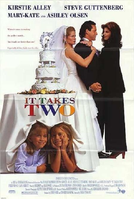 «Двое: я и моя тень» («It Takes Two», 1995)