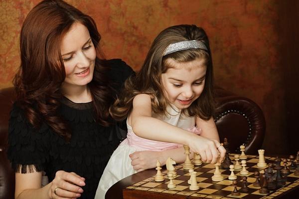 Как заинтересовать ребёнка шахматами