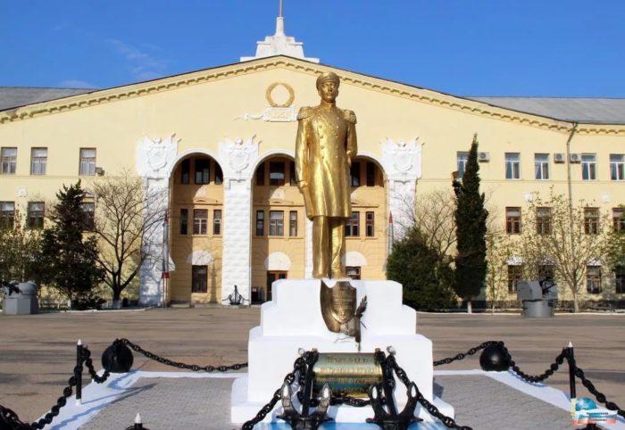 Черноморское высшее военно-морское училище Нахимова