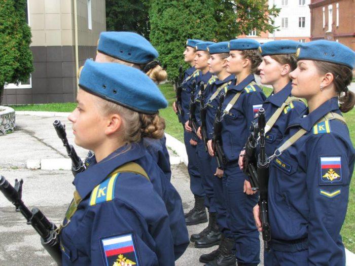 Рязанское высшее воздушно-десантное командное училище имени Маргелова