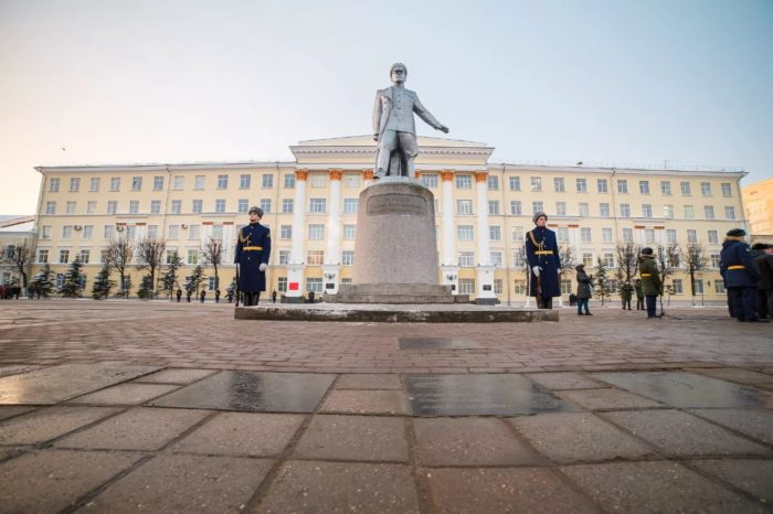 Военная академия воздушно-космической обороны имени Жукова