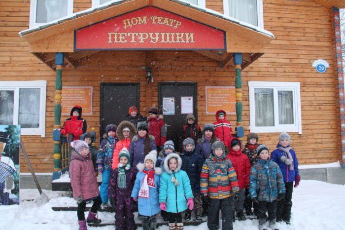 Дом-театр Петрушки