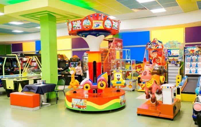 Детский комплекс «Атрошка»