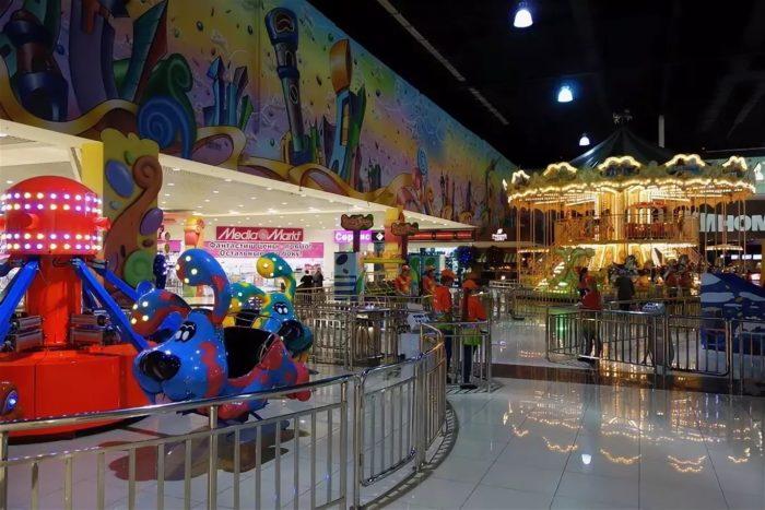 Детский парк развлечений «Фанки таун»