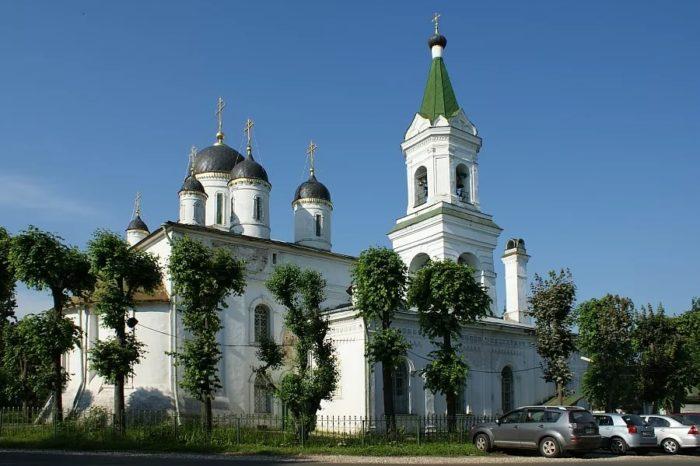 Храм Белой Троицы