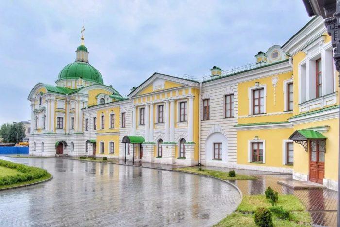 Императорский путевой дворец (Картинная галерея)