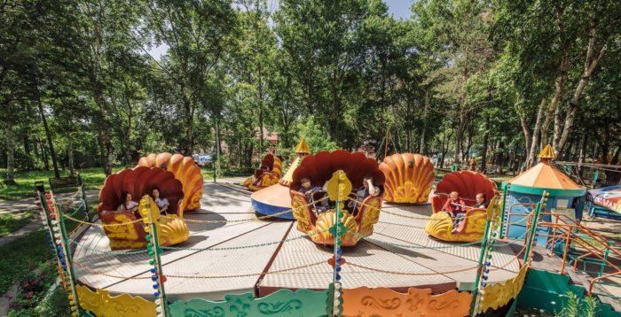 Парк отдыха имени Юрия Гагарина