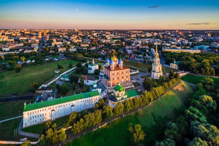Рязанский кремль и его музеи-01