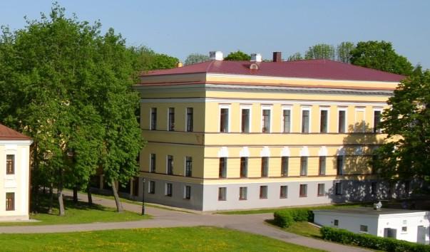 Музей, расположенный в здании присутственных мест