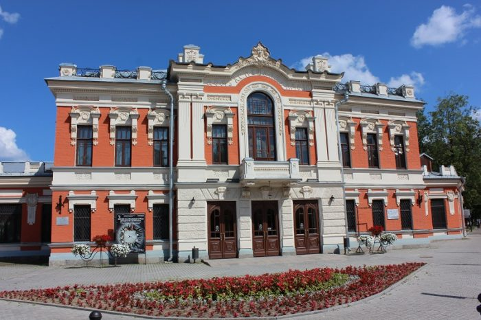 Академический театр драмы имени Пушкина