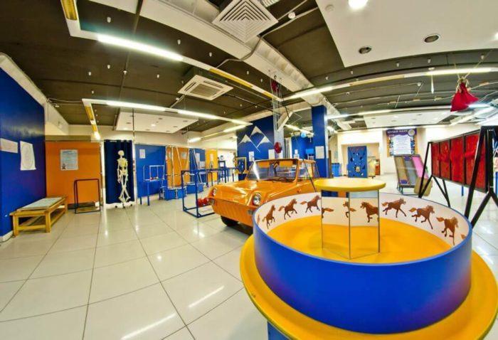Музей занимательных наук «Эйнштейниум»
