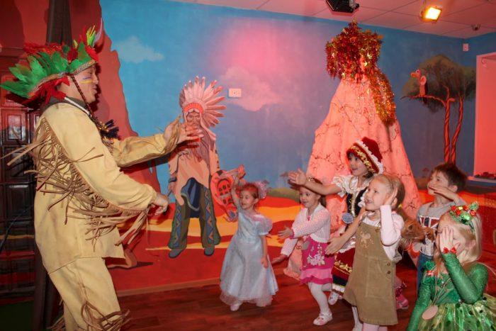 Детский интерактивный театр «Семь чудес»