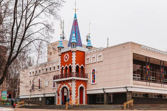 Государственный театр кукол Удмуртии