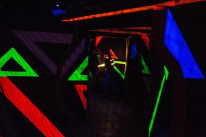 Лазертаг-арена «Пандора»