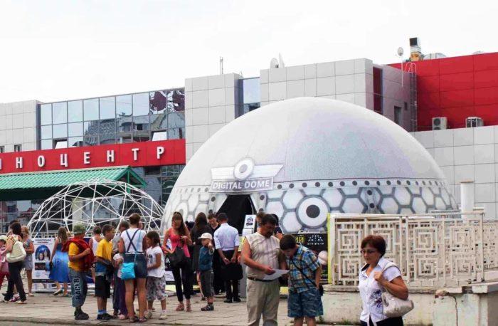 Планетарий в Ижевске