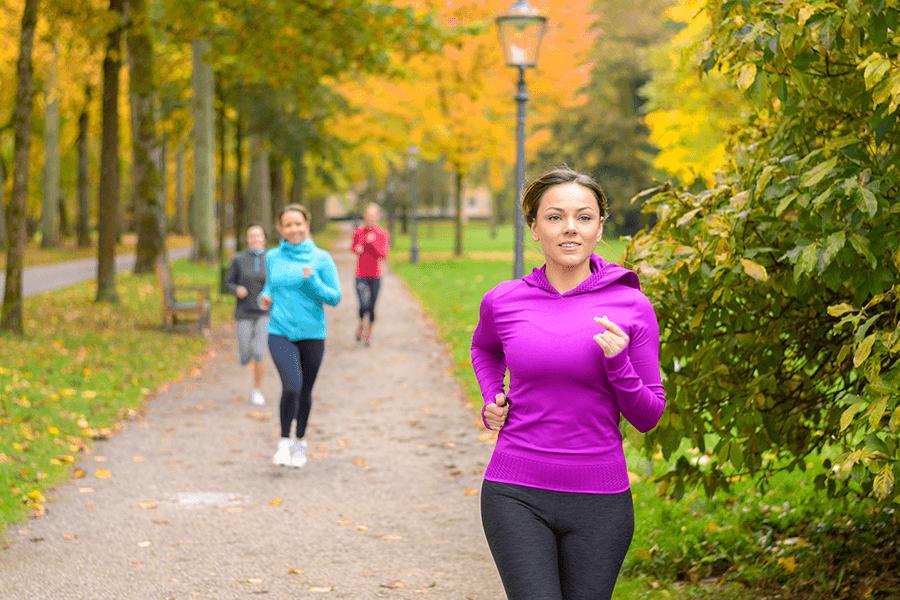 Бег: польза для здоровья