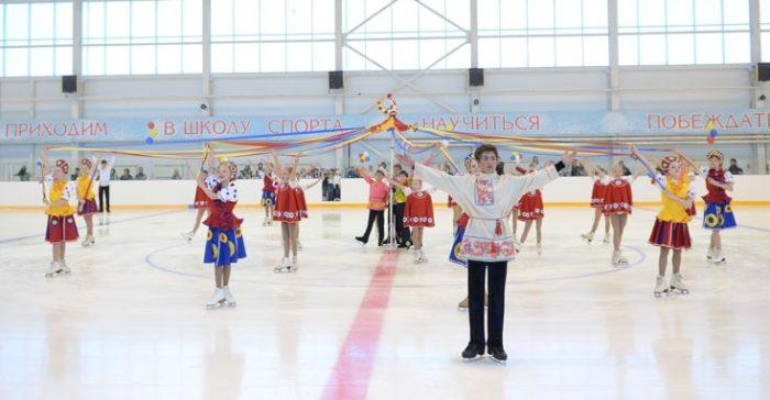 Ледовые катки в Кирове