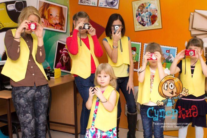 Развлекательно-досуговый детский центр «СуперКид»