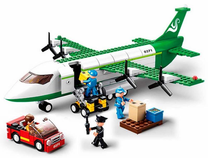 Интернет магазине детских игрушек MYPLAY: конструкторы «Лего Сити»