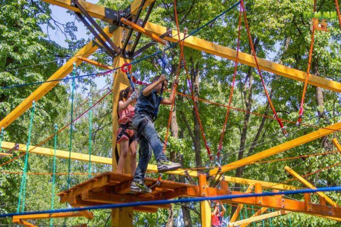 Верёвочный парк «Гамми»