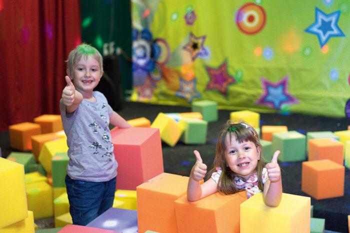 Детские игровые развлекательные центры