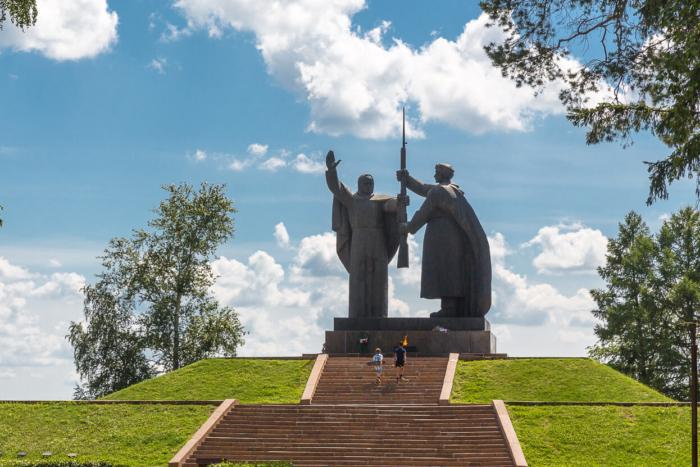 Прогулки и развлечения на свежем воздухе в Томске