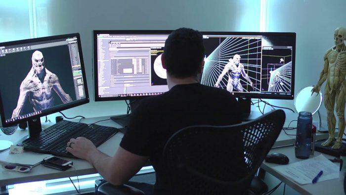 Разработчик видеоигр