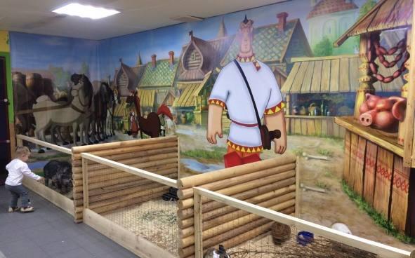 Контактный мини-зоопарк «Солнечное ранчо»