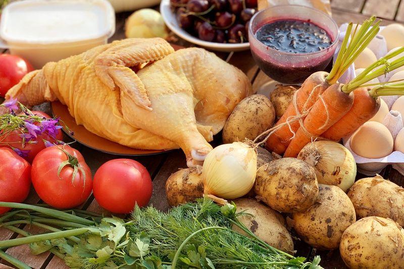 Фермерское мясо по доступной цене на платформе «Свое Родное»