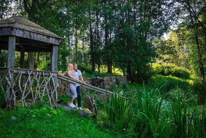Ботанический сад Сыктывкарского государственного университета имени Питирима Сорокина