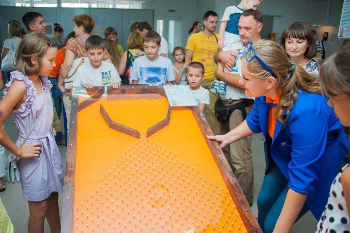 Детский научно-популярный «Музей занимательных наук Эйнштейна»