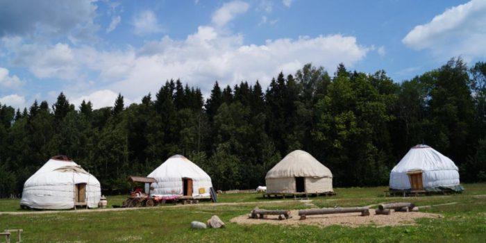 Этнопарк «Кочевник»