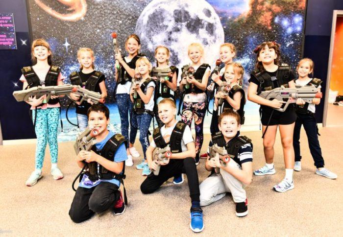 Клуб лазерного боя «Галактика»