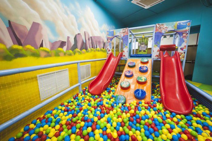Некоторые игровые центры и парки развлечений в Сергиевом Посаде
